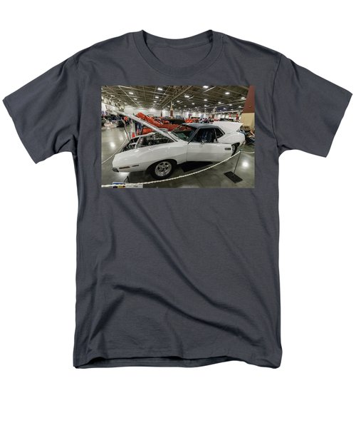 Men's T-Shirt  (Regular Fit) featuring the photograph 1972 Javelin Sst by Randy Scherkenbach