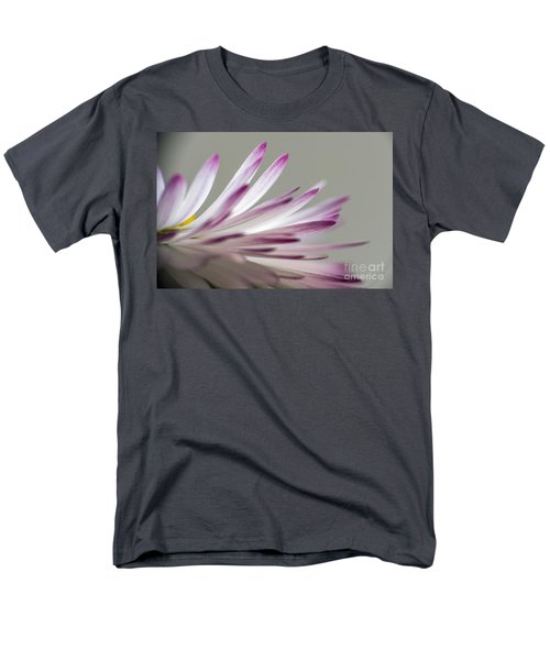 Beautiful Colorful Image About Daisy Flower Men's T-Shirt  (Regular Fit) by Odon Czintos
