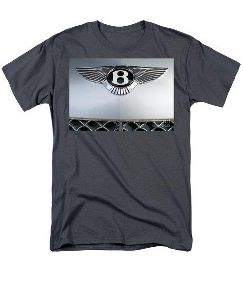 Bentley Emblem Men's T-Shirt  (Regular Fit)