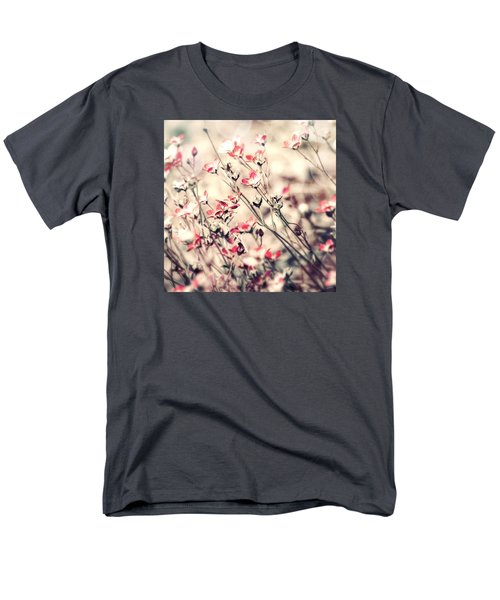 Carefree Men's T-Shirt  (Regular Fit)