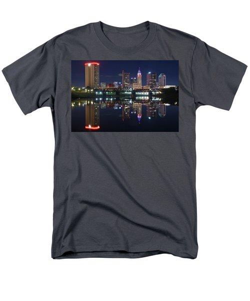 Columbus Ohio Men's T-Shirt  (Regular Fit)