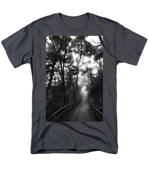 Dejavu Men's T-Shirt  (Regular Fit) by Hayato Matsumoto