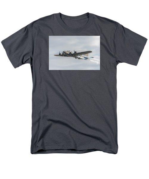 Flying Fortress Sally B Men's T-Shirt  (Regular Fit) by Gary Eason