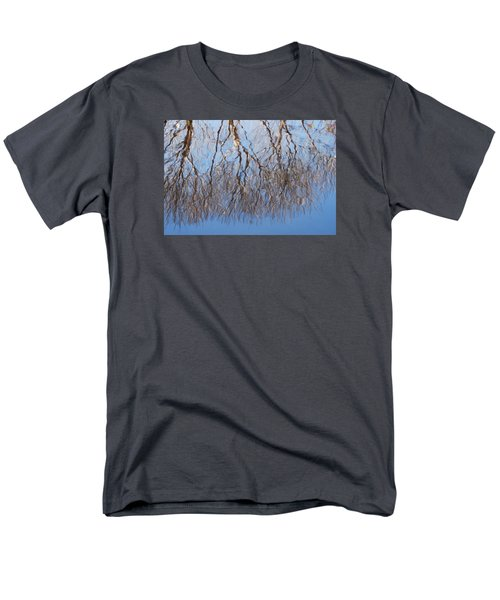 Men's T-Shirt  (Regular Fit) featuring the photograph Reflections by Ramona Whiteaker