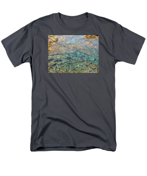 Sea  Men's T-Shirt  (Regular Fit) by Yury Bashkin