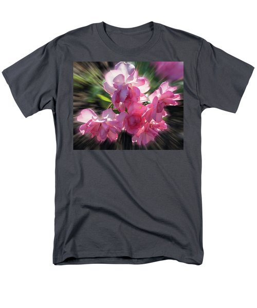 Summer Flowers Men's T-Shirt  (Regular Fit) by Vladimir Kholostykh