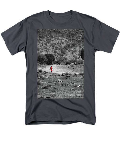 Men's T-Shirt  (Regular Fit) featuring the photograph Walk  by Charuhas Images