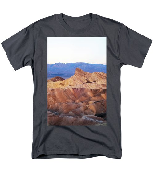Men's T-Shirt  (Regular Fit) featuring the photograph Zabriskie Point by Catherine Lau