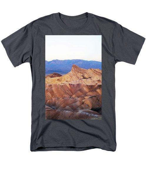 Zabriskie Point Men's T-Shirt  (Regular Fit) by Catherine Lau