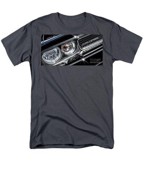 Men's T-Shirt  (Regular Fit) featuring the photograph 2009 Dodge Challenger by Brad Allen Fine Art