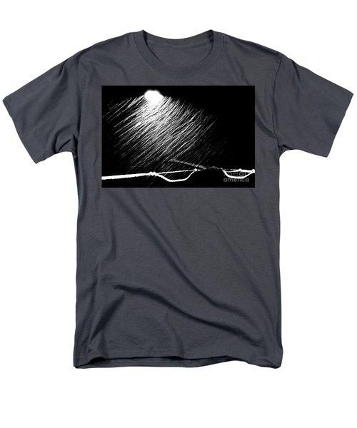 3-21-16 Snow Men's T-Shirt  (Regular Fit) by Steven Macanka