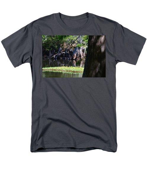 Across The River Men's T-Shirt  (Regular Fit) by Warren Thompson