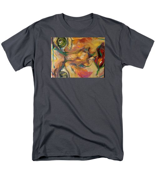 Face Men's T-Shirt  (Regular Fit) by Heather Roddy