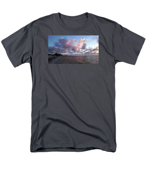 Florida Sunset Men's T-Shirt  (Regular Fit) by Vicky Tarcau