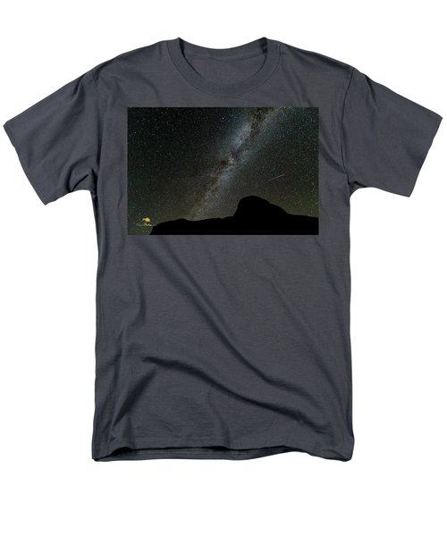 The Milky Way Men's T-Shirt  (Regular Fit) by Jim Thompson
