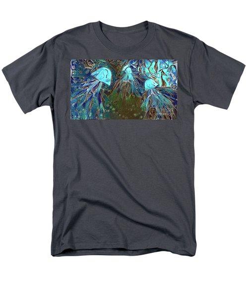 Abstract Jellyfish Men's T-Shirt  (Regular Fit)