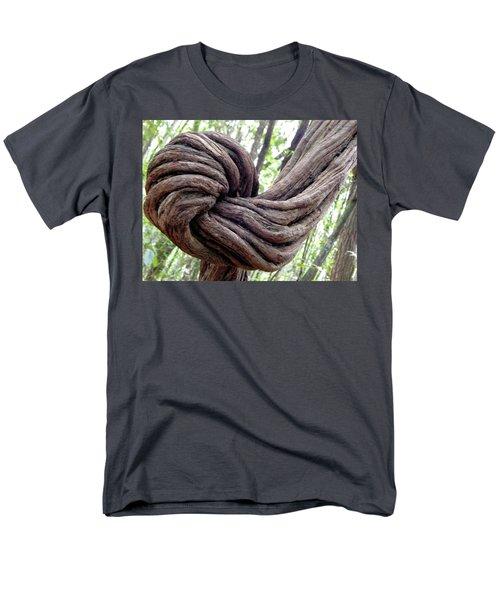 Faith Men's T-Shirt  (Regular Fit) by Beto Machado