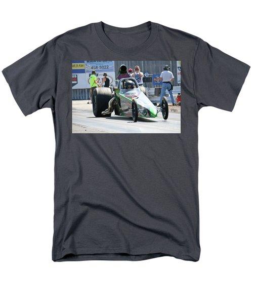 4205 05-17-2015 Esta Safety Park Men's T-Shirt  (Regular Fit) by Vicki Hopper