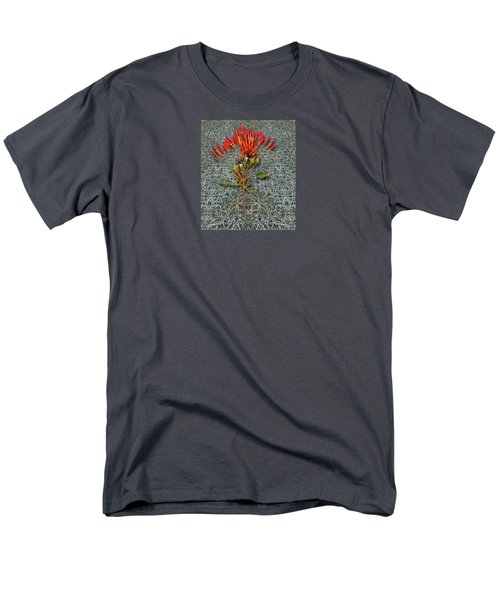 Men's T-Shirt  (Regular Fit) featuring the photograph 4400 by Peter Holme III