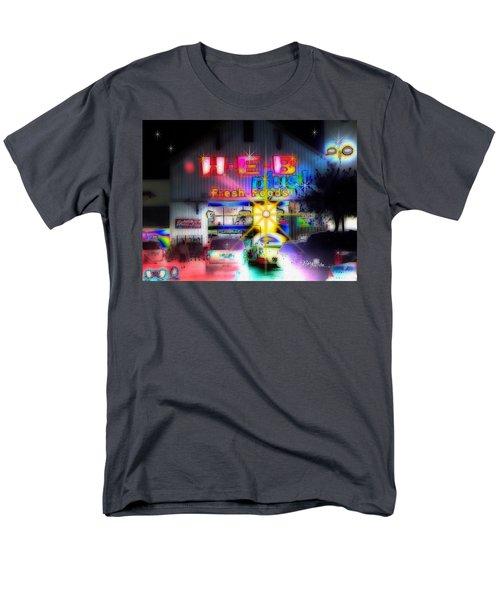 #4570_heb_1_arty Men's T-Shirt  (Regular Fit) by Barbara Tristan