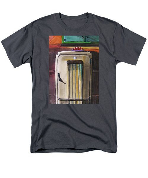 Men's T-Shirt  (Regular Fit) featuring the painting 50's Update by John Williams