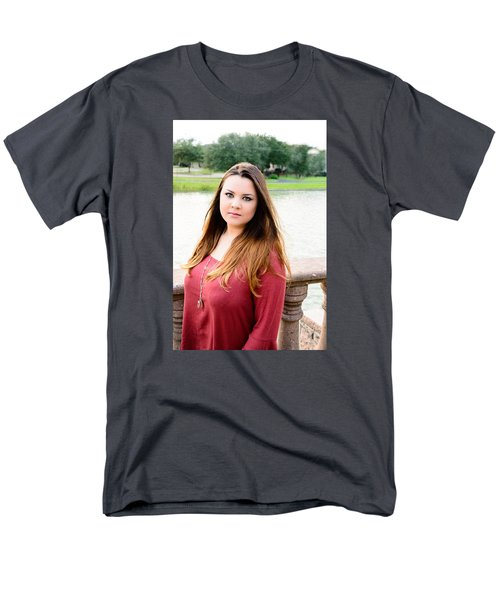 Men's T-Shirt  (Regular Fit) featuring the photograph 5601 by Teresa Blanton