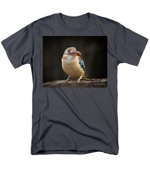 Kookaburra Men's T-Shirt  (Regular Fit) by Craig Dingle
