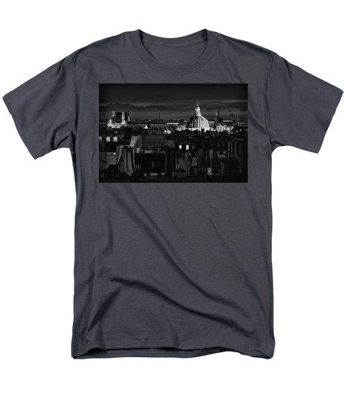 Paris Men's T-Shirt  (Regular Fit) by Hayato Matsumoto