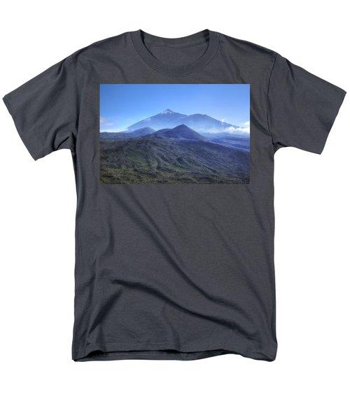 Tenerife - Mount Teide Men's T-Shirt  (Regular Fit) by Joana Kruse