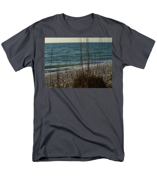 Men's T-Shirt  (Regular Fit) featuring the photograph A Beautiful Planet by Robert Margetts