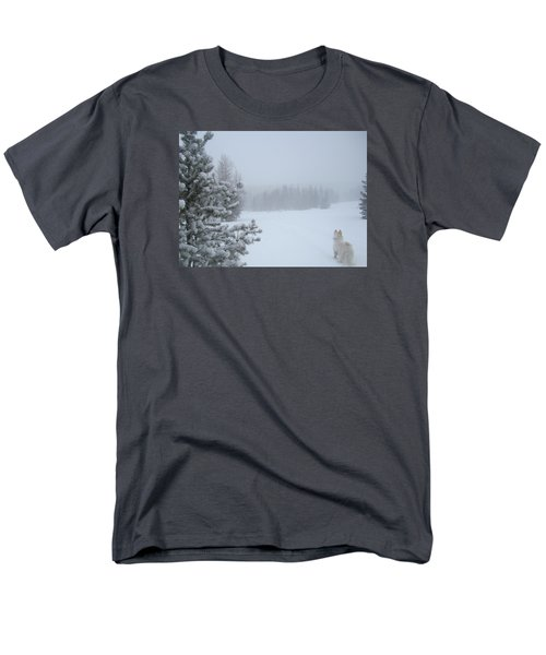 Love The Small Things In Life Men's T-Shirt  (Regular Fit) by Fiona Kennard