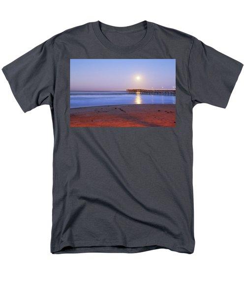 A Crystal Moon Men's T-Shirt  (Regular Fit) by Joseph S Giacalone