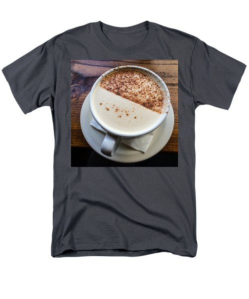 A Cup Of Chai Men's T-Shirt  (Regular Fit) by Ronda Broatch