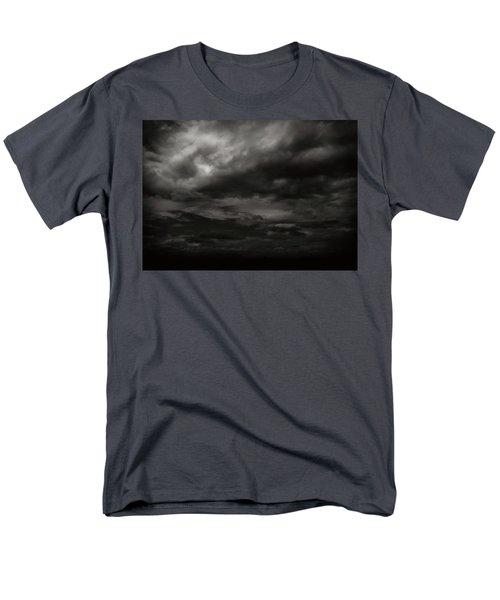 A Dark Moody Storm Men's T-Shirt  (Regular Fit) by John Norman Stewart