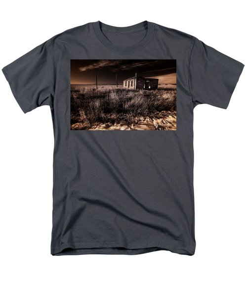A Dream Deferred Men's T-Shirt  (Regular Fit) by William Fields