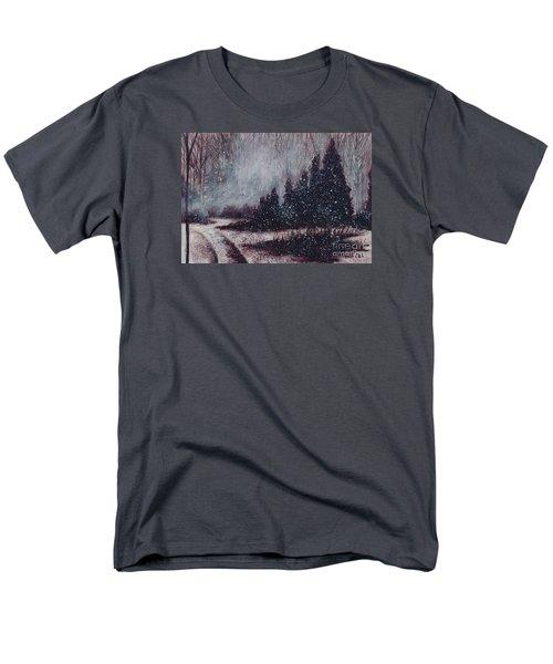 A Hazy Shade Of Winter  Men's T-Shirt  (Regular Fit)