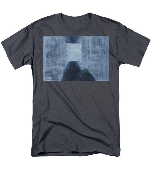 A Human Can Shed Tears Men's T-Shirt  (Regular Fit) by Min Zou