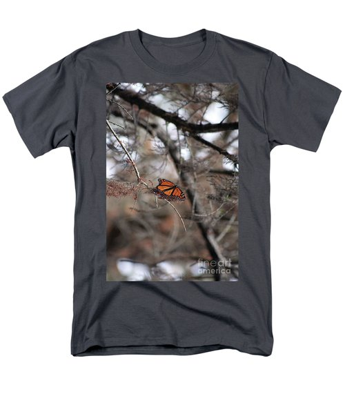 A Monarch For Granny Men's T-Shirt  (Regular Fit) by Alycia Christine