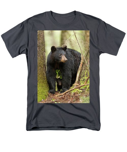 A Mothers Love Men's T-Shirt  (Regular Fit) by Everet Regal