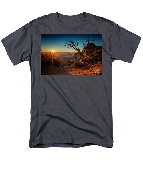 A New Day Dawns Men's T-Shirt  (Regular Fit) by Kristal Kraft
