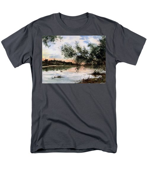 A New Day Men's T-Shirt  (Regular Fit) by Sam Sidders