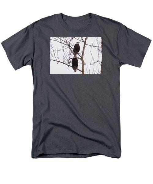 A Pair Of Eagles Men's T-Shirt  (Regular Fit) by Karen Molenaar Terrell