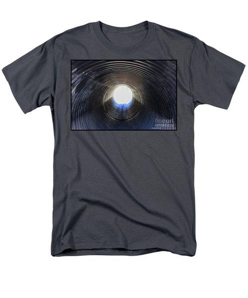 A Portal Of Light Men's T-Shirt  (Regular Fit) by Roberta Byram