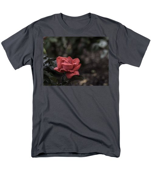 A Red Beauty Men's T-Shirt  (Regular Fit) by Ed Clark