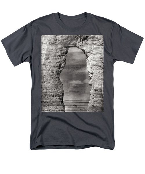 Men's T-Shirt  (Regular Fit) featuring the photograph A Ride Through Time by Darren White