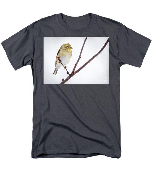 A Sign Of Spring Men's T-Shirt  (Regular Fit) by Ricky L Jones