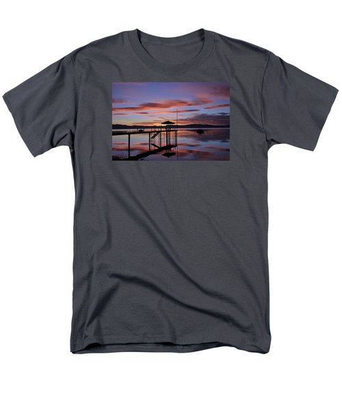 Men's T-Shirt  (Regular Fit) featuring the photograph A Sunrise To Wake The Dead  by Sean Sarsfield