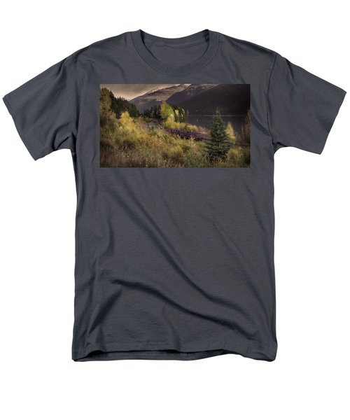 Men's T-Shirt  (Regular Fit) featuring the photograph Abandoned  by John Poon