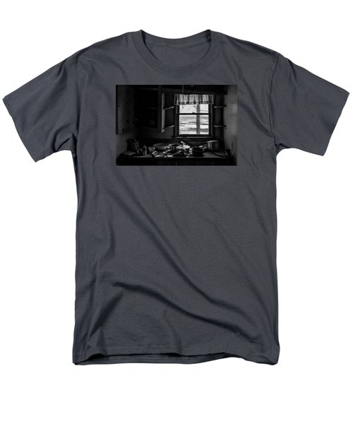 Abandoned Kitchen Men's T-Shirt  (Regular Fit) by Dan Traun