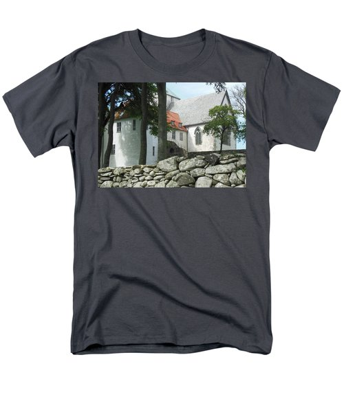 Abbey Exterior #2 Men's T-Shirt  (Regular Fit)